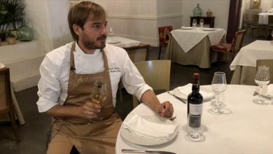 Photo of El Chef Javier Muñoz recomienda a los recién graduados en el Grado de Gastronomía que trabajen con los vinos de Jerez