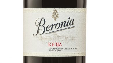 Photo of Beronia Reserva 2014 Triunfa en EEUU
